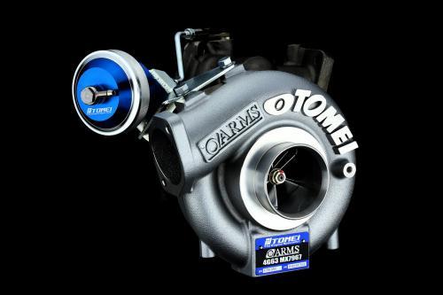 BX7967 Ball Bearing Turbo Bolt-on Kit 430HP 4G63 TOMEI