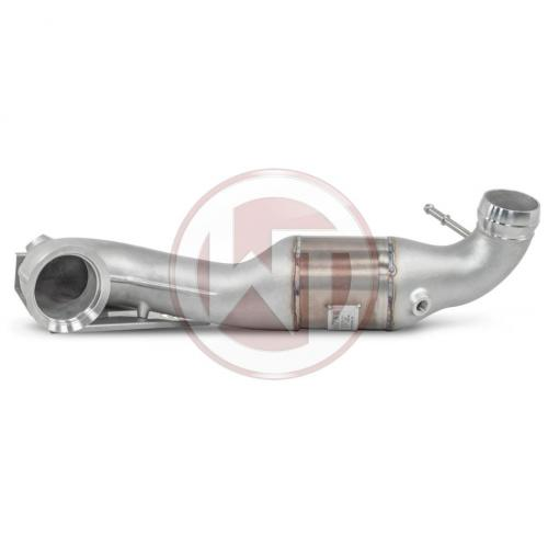 "(CL)A 45 AMG 200CPSI Sportkatalysator 3"" Downpipe-Kit Wagner Tuning"