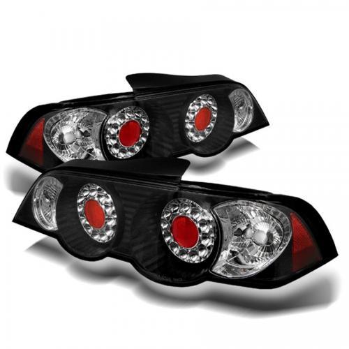 Acura RSX 02-04 LED Bakljus - Svarta