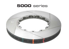 AUDI Front 5000 series - T3 - Rotor Only Brake Disc (Single) DBA