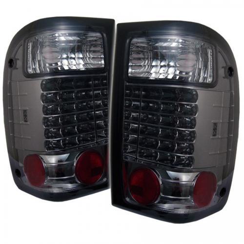 Ford Ranger 01-05 LED Bakljus - Röktonade
