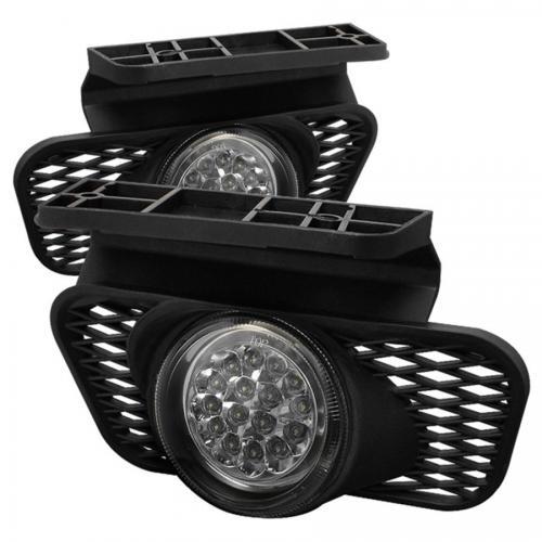 Chevy Silverado 03-06 / Chevy Avalanche 02-06 (W/O Body Cladding) LED Dimljus Med Switch