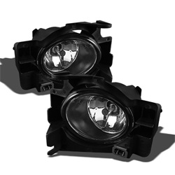 Nissan Altima 08-10 2Dr OEM Fog Lights w/Switch - Clear