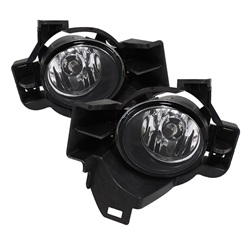 Nissan Altima 10-12 4Dr OEM Fog Lights w/Switch - Clear