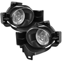 Nissan Altima 10-12 4Dr Halo Projektor Dimljus Med Switch - Klara