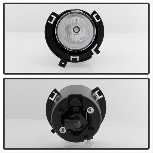 Dodge Durango 2011-2015 OEM Dimljus Med Universal Switch Klara