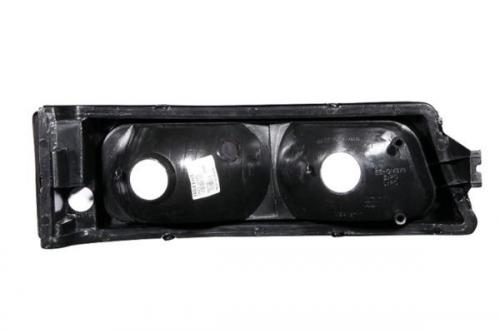 Chevrolet Avalanche 2003-2006 W/O BODY CLADDING Euro Parking Lights Black ANZO