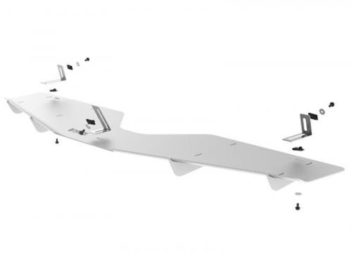 Cayman/Boxter 981 Aluminiumdiffuser Borla