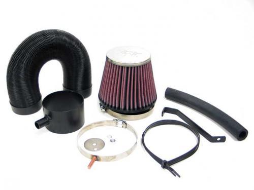 Ford Fiesta 1.6L 90-92 57-Luftfilterkit K&N Filters