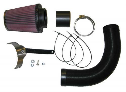 Opel Astra G / Zafira 98-05 57-Luftfilterkit K&N Filters
