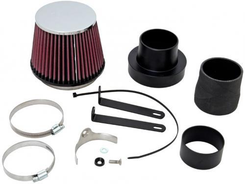 Opel Astra G / Zafira 00-11 57-Luftfilterkit K&N Filters