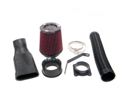 Nissan Almera 1.5L / 1.8L 00-06 57-Luftfilterkit K&N Filters