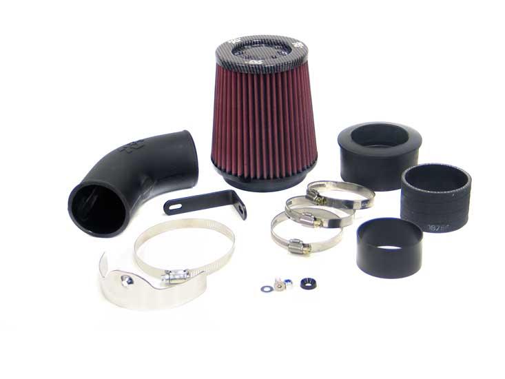 Alfa-Romeo 147 / GT 00-08 57-Luftfilterkit K&N Filters