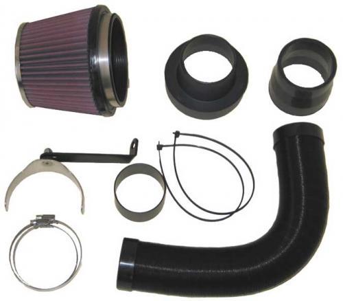 Opel Astra H / Zafira 04-11 57-Luftfilterkit K&N Filters