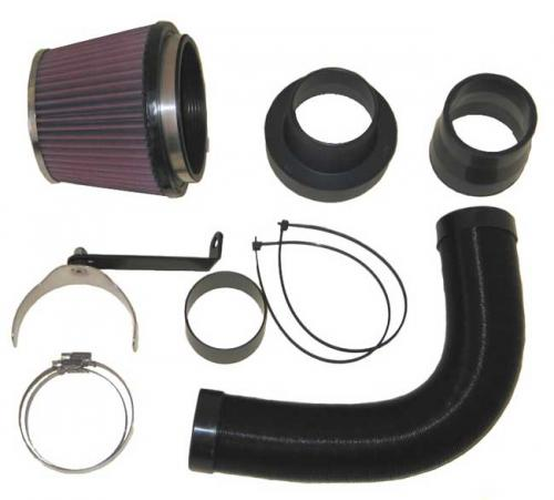 Opel Zafira 01-11 57-Luftfilterkit K&N Filters