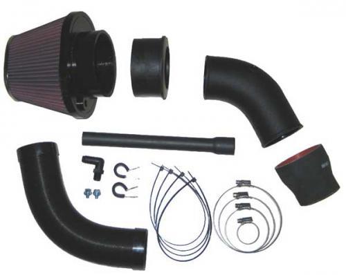 Opel Meriva 03-09 57-Luftfilterkit K&N Filters