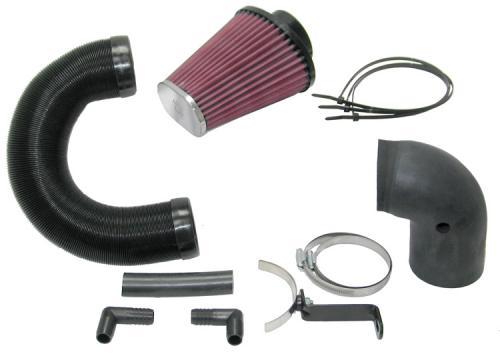 Citroen C1 / Peugeot 107 / Toyota Aygo 05-14 57-Luftfilterkit K&N Filters