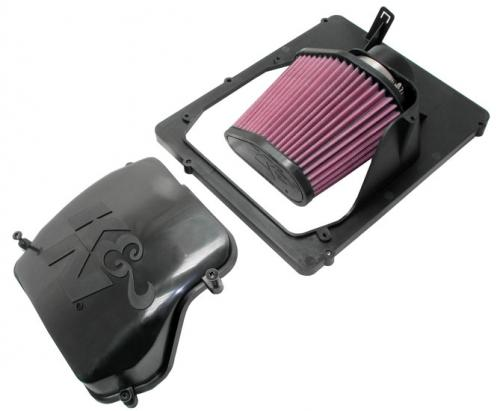 Opel Astra G-H / Zafira 98-11 57S-Luftfilterkit K&N Filters
