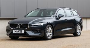Volvo V60 2WD / 4WD 2018+ Sänkningssats 30/20mm H&R
