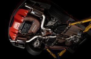 Mustang EcoBoost (Coupé) Catback Avgassystem COBB Tuning