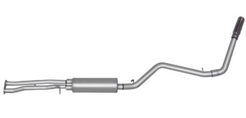 C1500 / K1500 Pickup 5.7L 96-00 Rostfritt Cat-Back Avgassystem Gibson