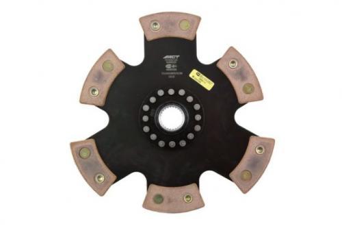 6266020 ACT 6 Pad Rigid Race Disc