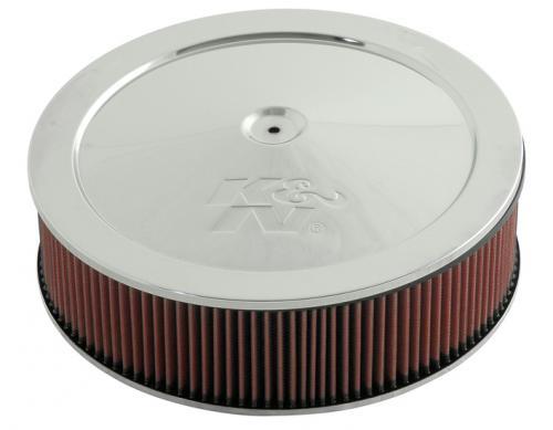 CHEVROLET 63-Serien AirCharger Luftfilterkit K&N Filters