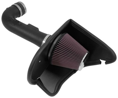 Chevrolet Camaro 3.6L 16-18 63-Serien AirCharger Luftfilterkit K&N Filters