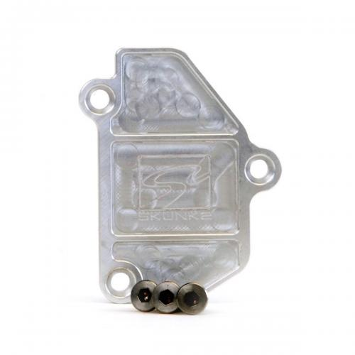 VTEC Solenoid Block Off/ Delete - B Series Engines - Clear Skunk2