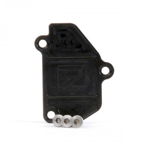 VTEC Solenoid Block Off/ Delete - B Series Engines - BLACK Skunk2