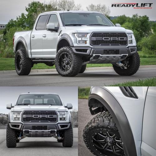 Ford F150 Raptor 2017-2020 2.5'' SST Liftkit / Höjningskit Readylift