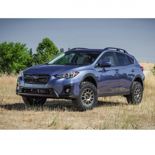 """Subaru XV / Crosstrek AWD 18+ SST Lift Kit / Höjningssats 2"""" Fram 1.5"""" Bak ReadyLift"""