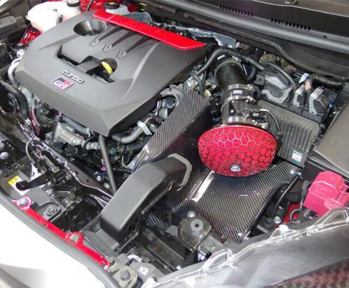 GR Yaris 2020+ HKS Carbon Racing Suction Insugskit