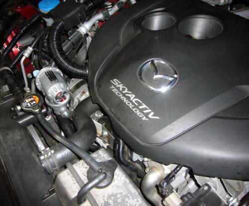Mazda CX-5/3/6 12-19 Dumpventil SSQV4 (Silver) HKS