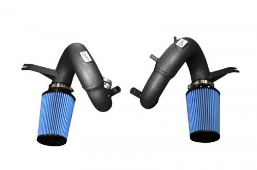 KIA Stinger 3.3L Turbo 18+ Svart Short Ram Luftfilterkit INJEN