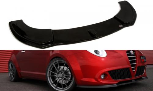 Alfa Romeo Mito Frontsplitter Maxton Design