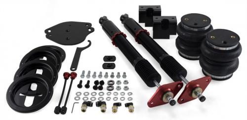 05-17 Chrysler 300 & 300C 05-17 Dodge Charger 05-08 Dodge Magnum 08-17 Dodge Challenger (Ej AWD Modeller) Rear Air Kit
