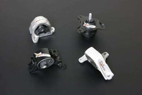 ACURA RSX/DC5/EP3 MT ENGINE MOUNT  4PCS/SETSTREET VERSION Hardrace