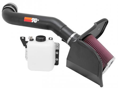 Ford F150 Raptor 6.2L V8 10-14 77-Serien Luftfilterkit K&N Filters
