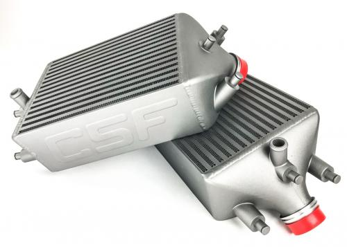 Porsche 991 Turbo / Turbo S Intercooler Set CSF Radiators