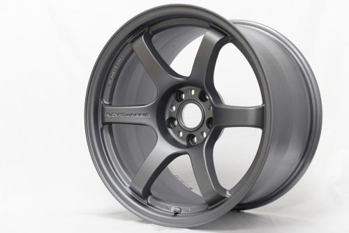 Gram Lights 57DR, 15X8.0, 28, 4x100, GUN BLUE