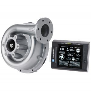 EWP130 12v Water Pump & Digital Controller Alloy 8990