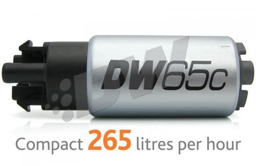 Civic 01-05 / RSX 02-06 / MX5 06-15 DW65C 265 L/H In-Tank Bränslepumpskit Deatschwerks