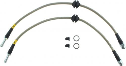 Audi Front Stainless Brake Lines Stoptech