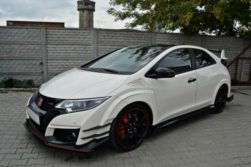 Civic Type-R FK2 Sidoextensions Racing Maxton Design