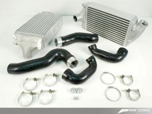 Porsche 996TT Performance Intercoolers AWE Tuning