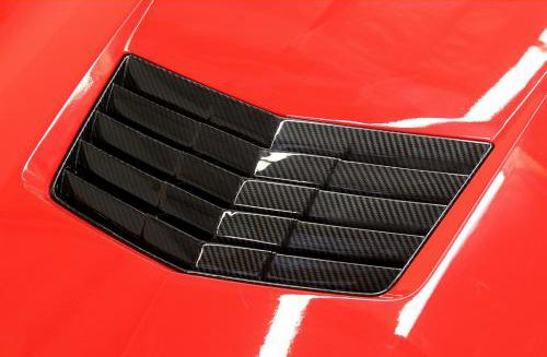 Chevrolet Corvette C7 2014+ Hood Vent APR Performance