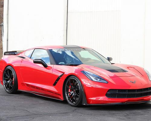 Corvette C7 Stingray 14+ Aero Kit Ver. II APR Performance