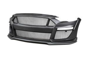Mustang GT 18+ TYPE-ST GT500-Style Stötfångare Glasfiber Anderson Composites