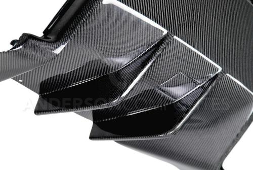 Corvette C7 Stingray/Z06 2015+ Bakre Diffuser Kolfiber Anderson Composites
